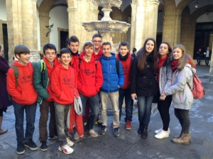 1st TPM, Spain: Proceedings