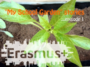 Our School Garden: Greek Presentation