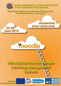 Taking the Plunge into Moodle